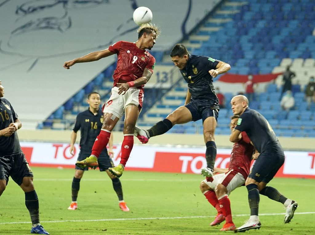 Tiga Juru Kunci Susul Timnas Indonesia ke Playoff Piala Asia 2023