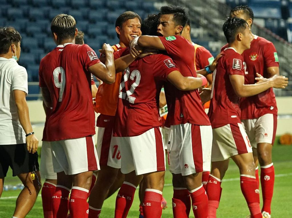 Ranking FIFA: Indonesia Naik 10 Peringkat, Kini di Posisi 165