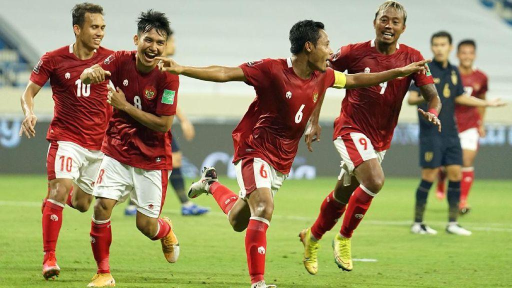 Timnas Indonesia Jadi yang Pertama ke Playoff Piala Asia 2023