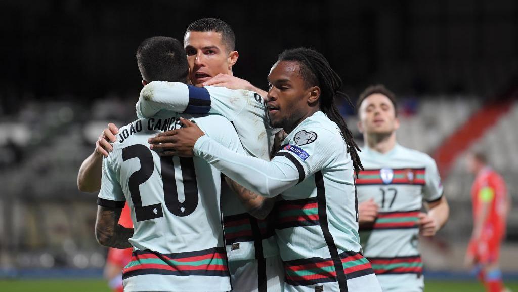 Euro 2020: 5 Timnas Tertajam di 2020/2021, Portugal Nomor Satu