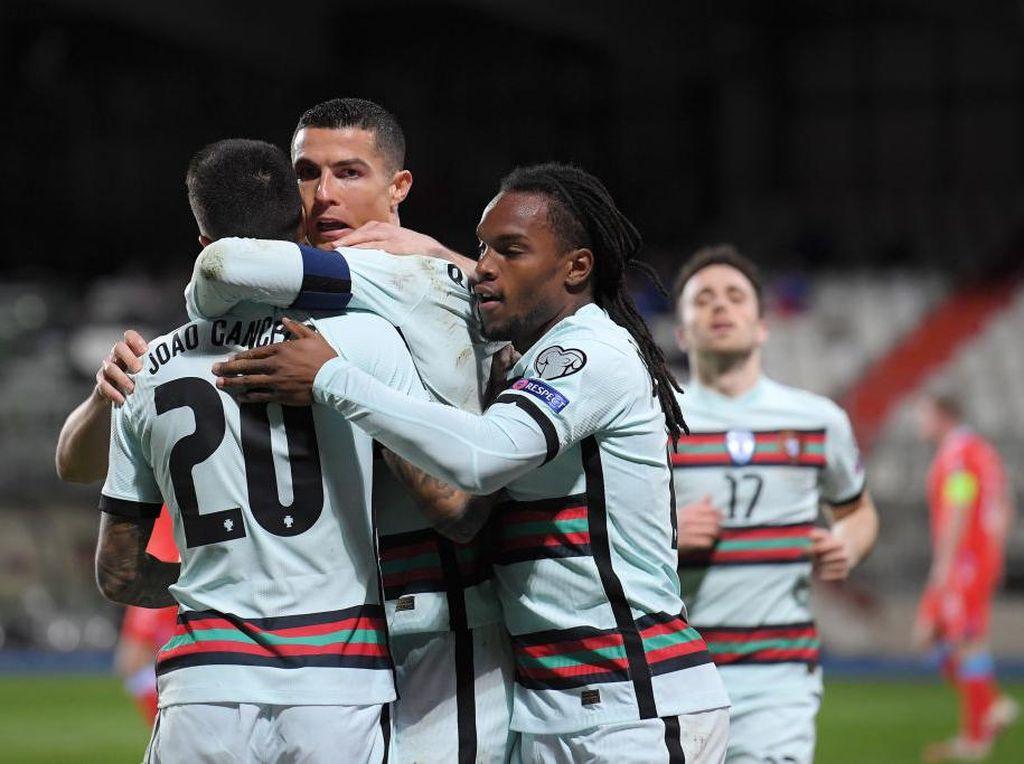 Prediksi Euro 2020: Portugal Regenerasi Apik Depan-Belakang