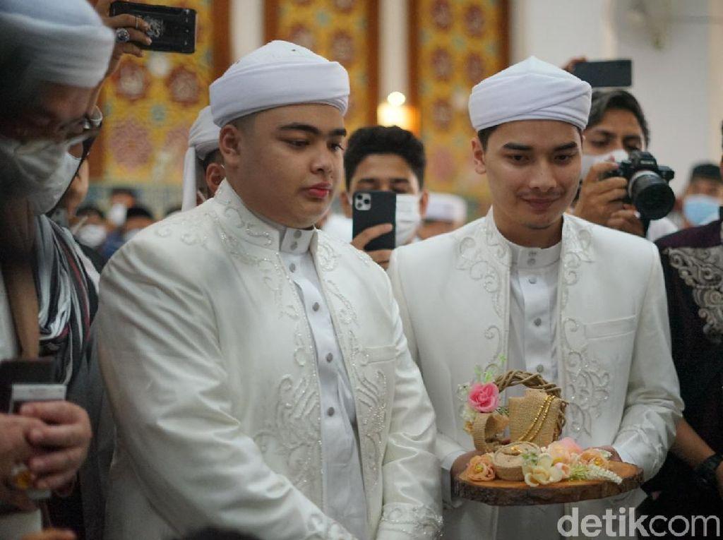 Ameer Azzikra Resmi Menikah, Ledek Alvin Faiz yang Sedang Proses Cerai