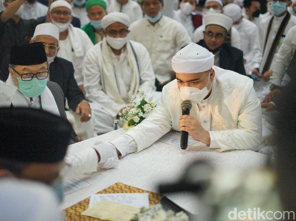 Sah! Putra Kedua Almarhum Ustaz Arifin Ilham Resmi Menikah