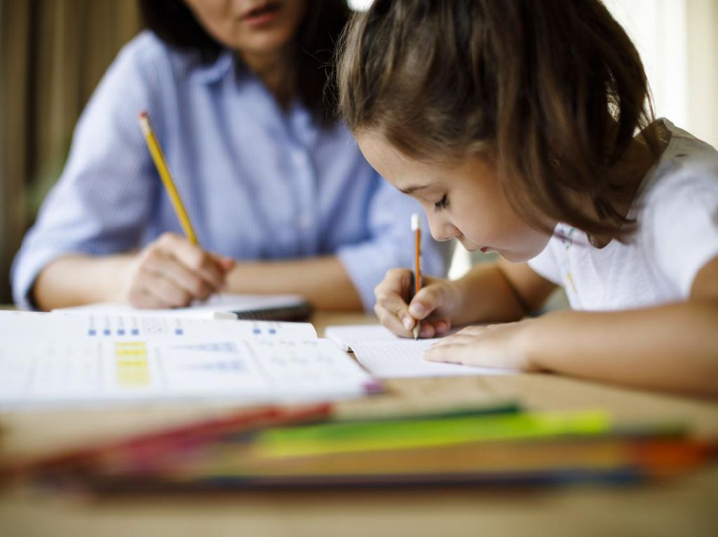 Soal Matematika kelas 1 SD dan Kunci Jawabannya Lengkap