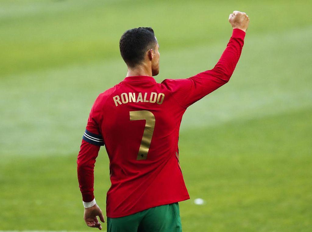 Ke Mana Tendangan Bebasmu yang Dulu, Ronaldo?