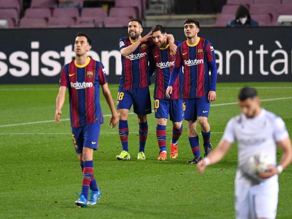 Jordi Alba Bahas Barca: Messi, Koeman, dan Kepergian Suarez