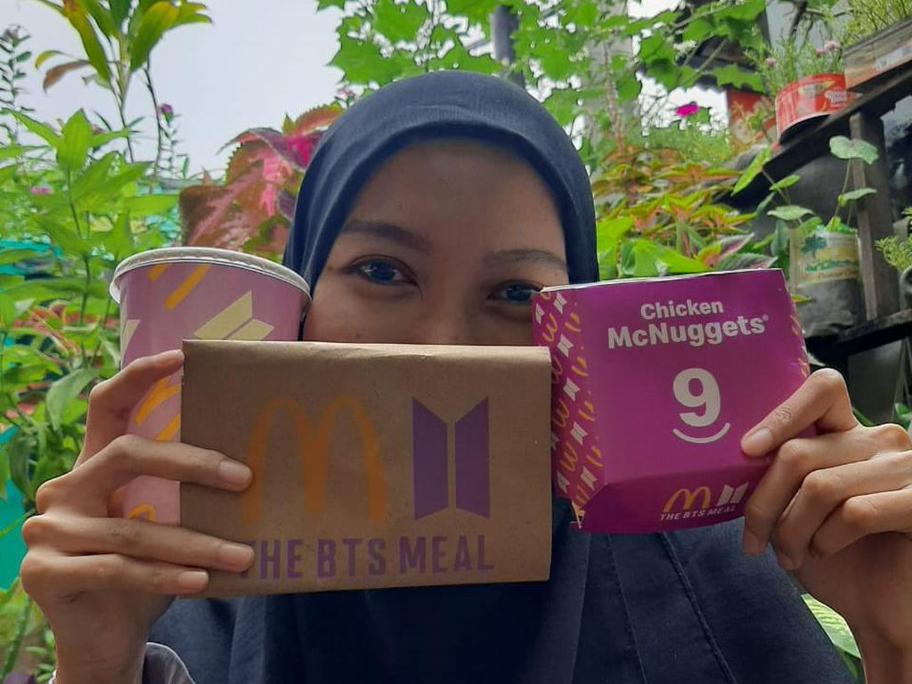 Heboh BTS Meal McDonalds, Ternyata Logo BTS Mirip Logo Mobil Isuzu