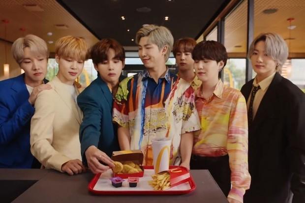BTS x McDonald's