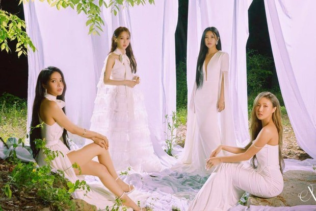 Girl Group Mamamoo