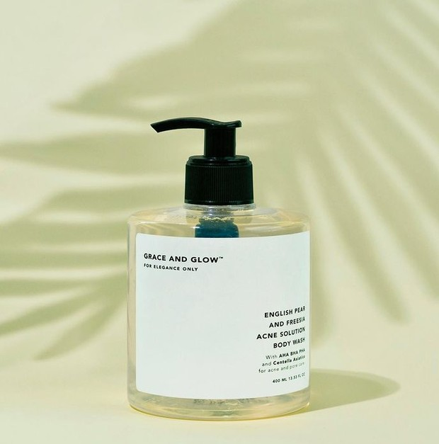 Grace & Glow English Pear and Freesia Acne Solution