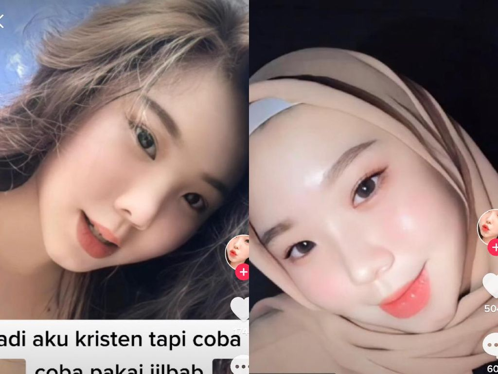 Kisah Lengkap Wanita yang Viral karena Suka Pakai Hijab Padahal Non Muslim