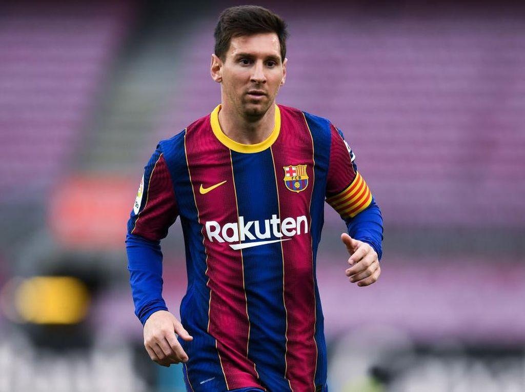 Laporta: Prioritas Messi adalah Bertahan di Barcelona