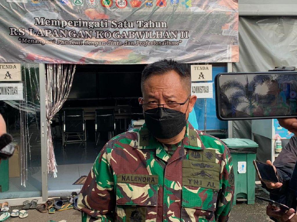Penyekatan Suramadu, Pasien RS Lapangan Indrapura Naik Dua Kali Lipat