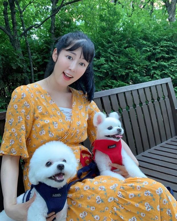 Sosok Sayuri Fujita sebagai artis Korea asal Jepang.