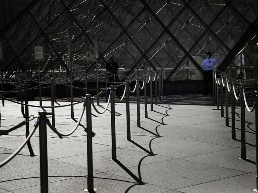 Rindu Turis, Prancis Buka Gerbang Nih