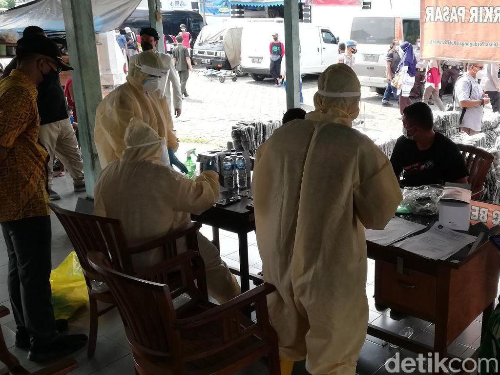 Pedagang dari Luar Kota Dibatasi Masuk Solo Gegara Corona