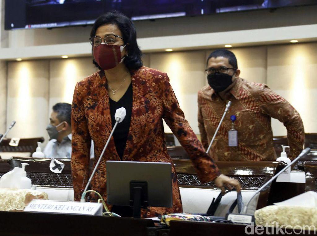 Pajak Sembako-Tax Amnesty Jilid II Dibahas Lagi, Ini Penjelasan Sri Mulyani