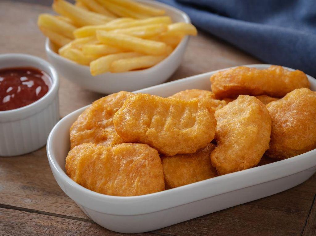 Resep Chicken Nugget BTS Meal yang Renyah Gurihnya Nagih