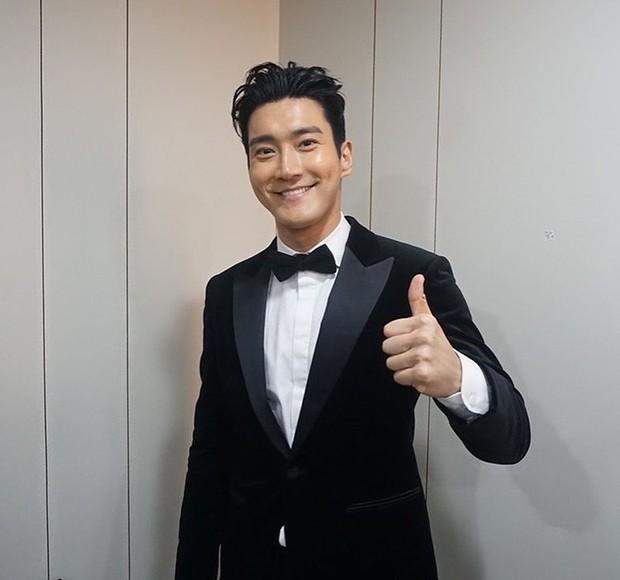 Siwon akan bintangi drama terbaru (foto: instagram.com/siwonchoi)