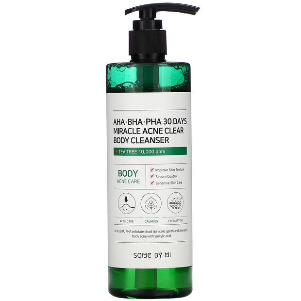 Some By Mi Miracle Acne Clear Body Cleanser