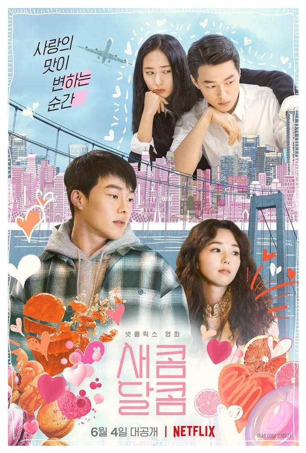 Film Korea terbaru yang dibintangi Jang Ki Yong, Chae Soo Bin dan Krystal Jung