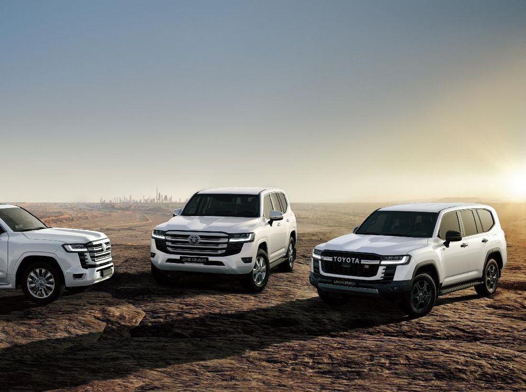 Corona Mengganas, Toyota Setop Produksi Sementara Alphard, Lexus, Hingga Land Cruiser!