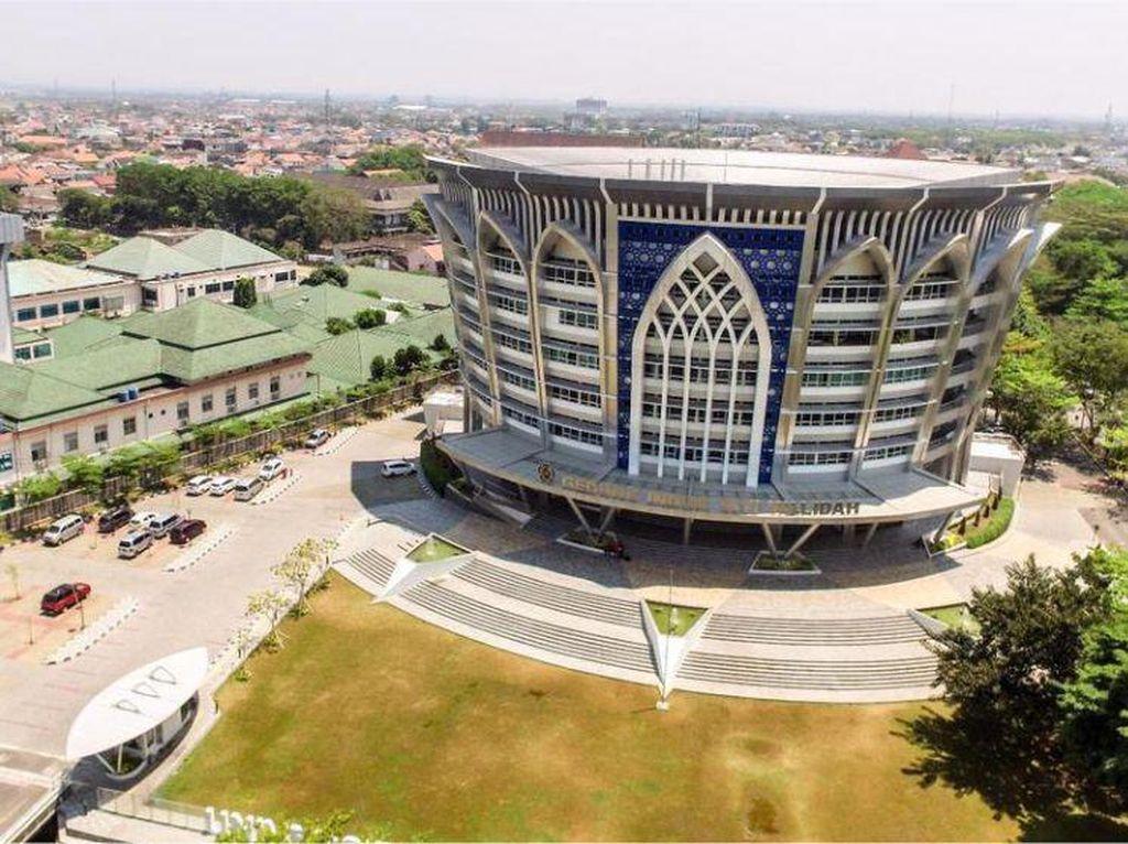 Universitas Swasta Terbaik Versi QS WUR 2022, UMS Masuk Tiga Besar