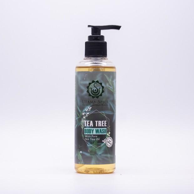 Utama Spice Tea Tree Body Wash