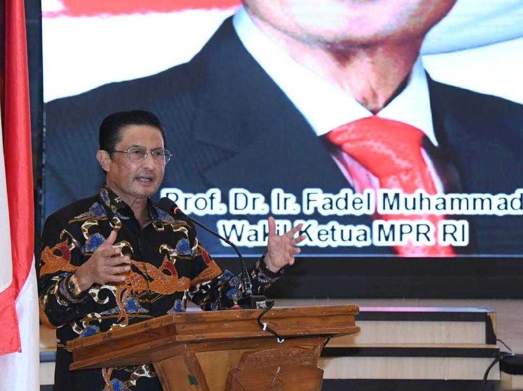 Wakil Ketua MPR Ajak Jajaran Kodam IX/Udayana Ikut Kawal 4 Pilar MPR