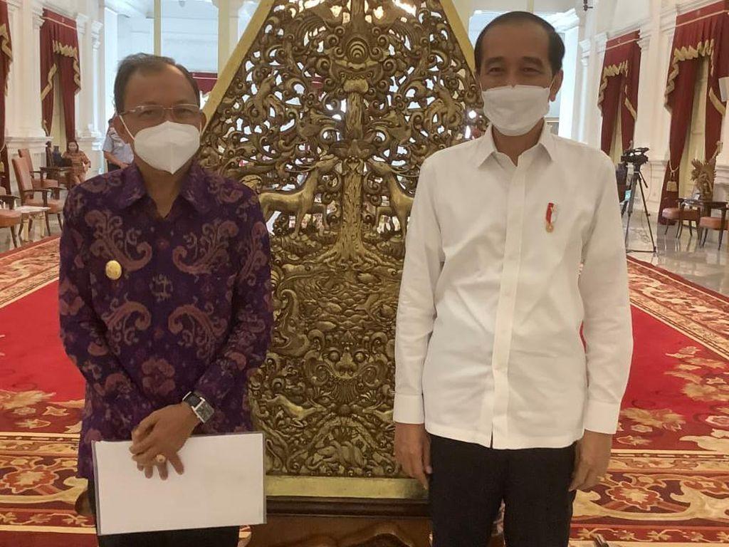 Koster Minta Jokowi Perluas Work From Bali ke Semua Kementerian dan Lembaga