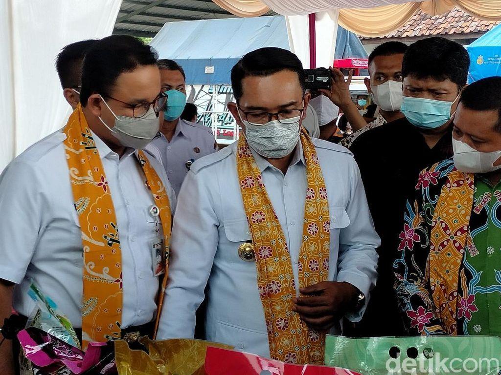 Sarapan Bareng dan Foto SBY, Ridwan Kamil-Anies: Tak Ada Kaitannya