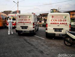 Langkah Dinkes DKI Hadapi Lonjakan Kasus COVID-19
