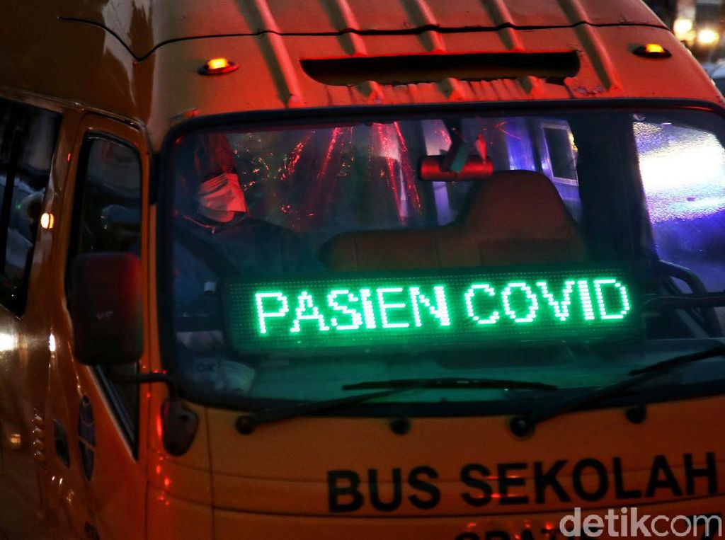 Alert! Dinkes DKI Prediksi Kasus Aktif Harian Corona Bisa Tembus 200 Ribu