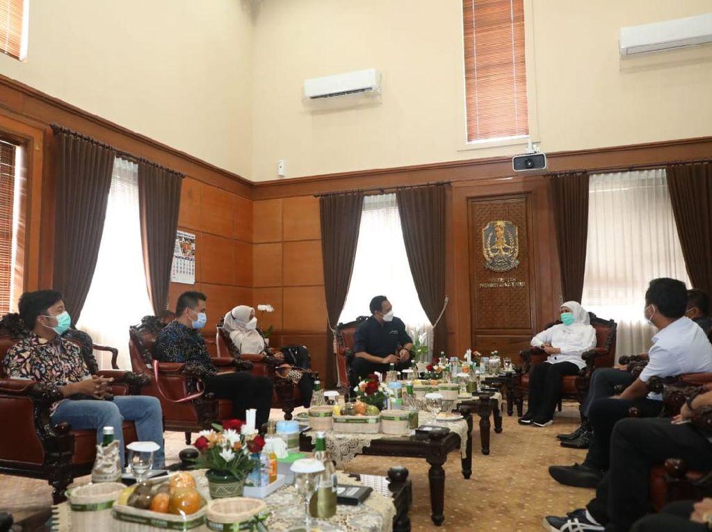 Rakerwil AMSI Bangkitkan Pertumbuhan Ekonomi Digital Jawa Timur