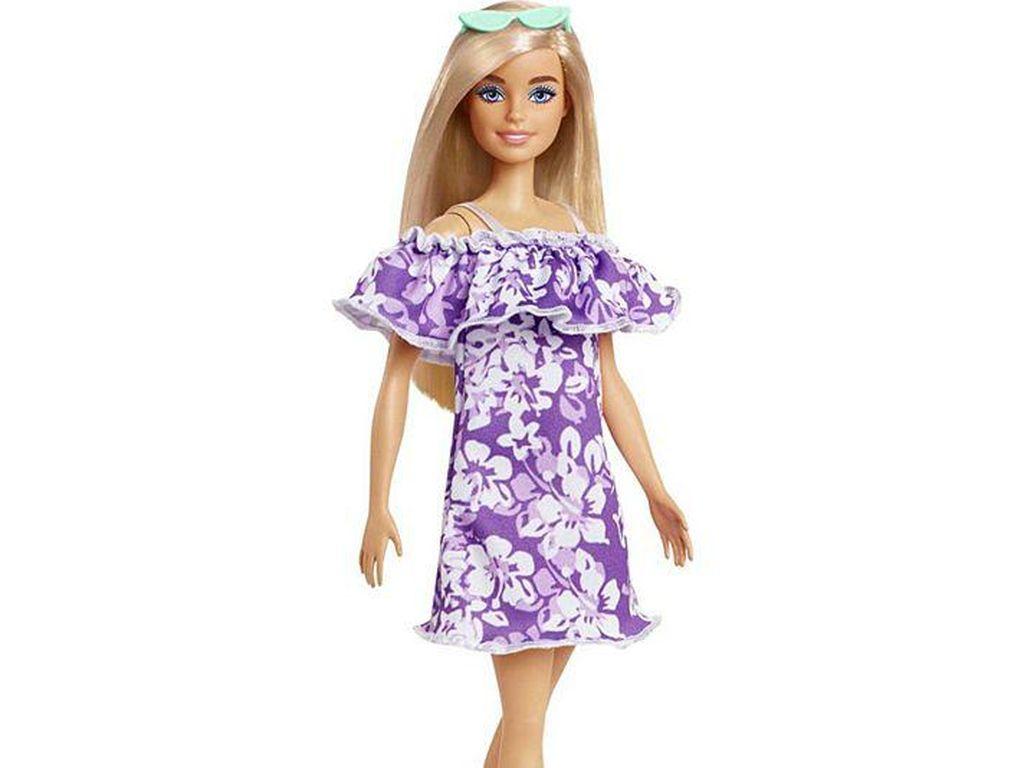 Boneka Barbie Ramah Lingkungan, Terbuat dari Sampah Plastik Laut