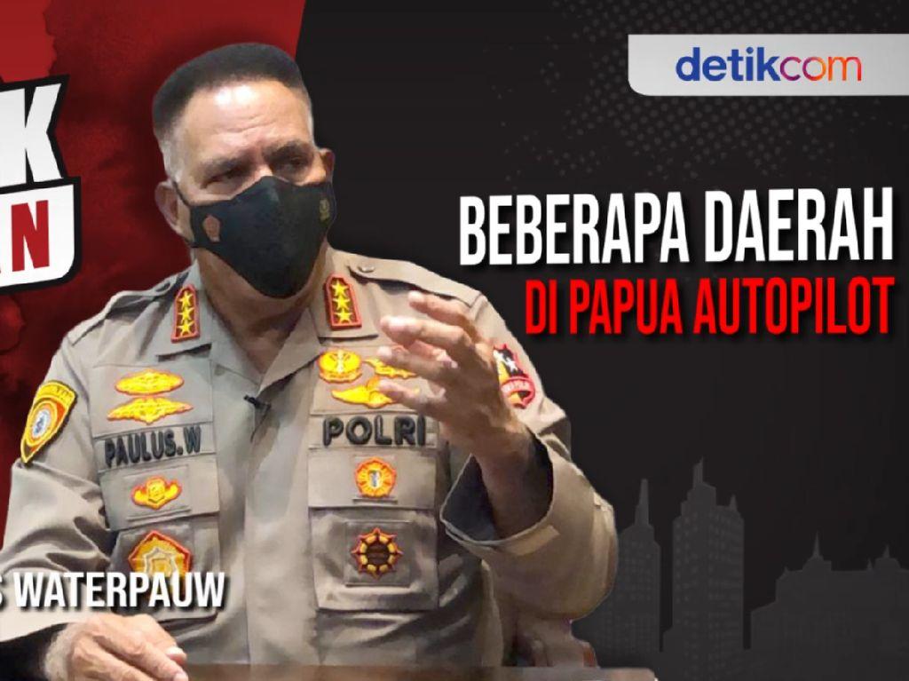 Blak-blakan Paulus Waterpauw: Otsus dan Daerah Autopilot di Papua