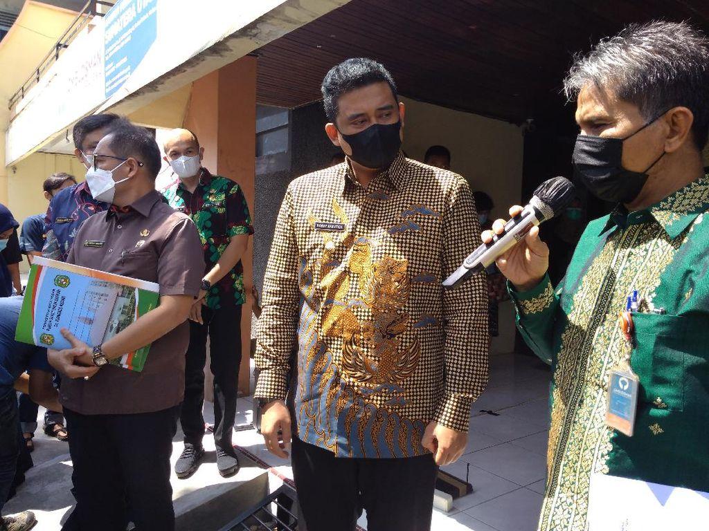 Dugaan Maladministrasi di Kasus Tabung Oksigen Kosong RS Pirngadi
