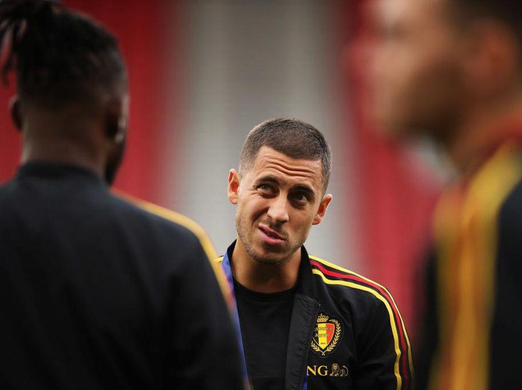 Chelsea Ingin Pulangkan Hazard, Werner Out?