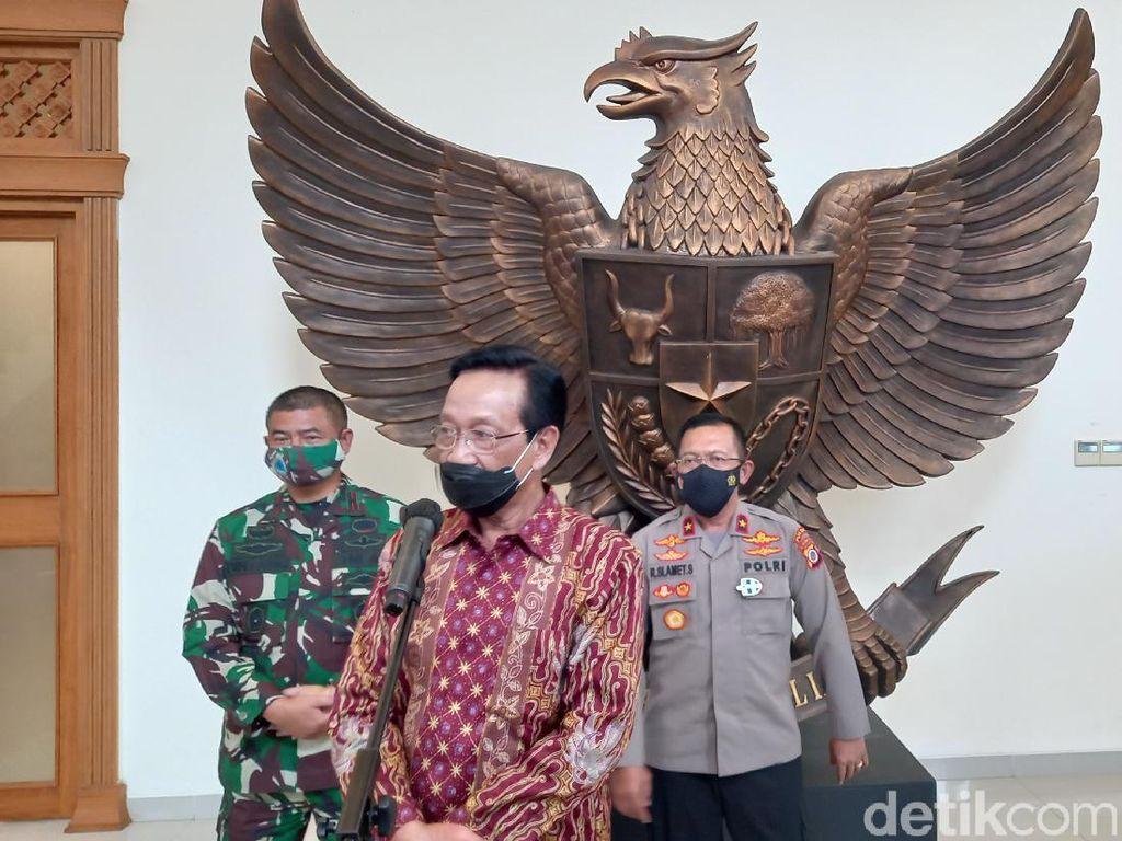 Sultan HB X Ungkap Penyebab Naiknya Kasus Corona di Yogya