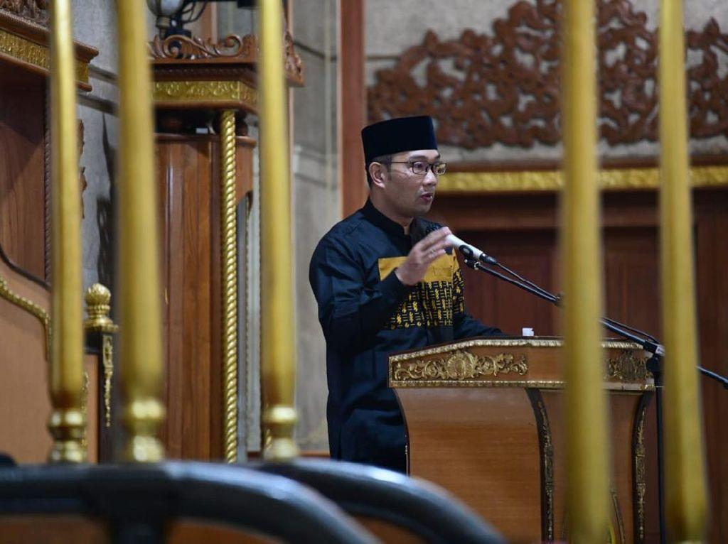 Jejak Ridwan Kamil Bertemu Megawati hingga Merapat ke Prabowo