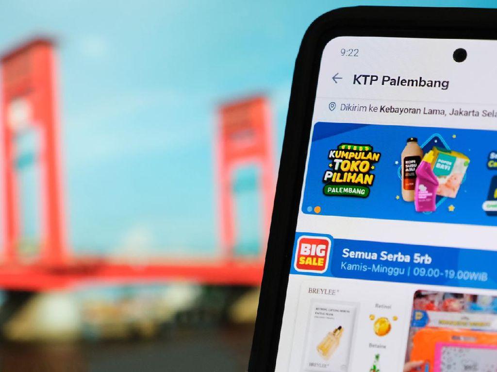 Lewat Hyperlocal Tokopedia, UMKM Palembang Raih Omzet Ratusan Juta