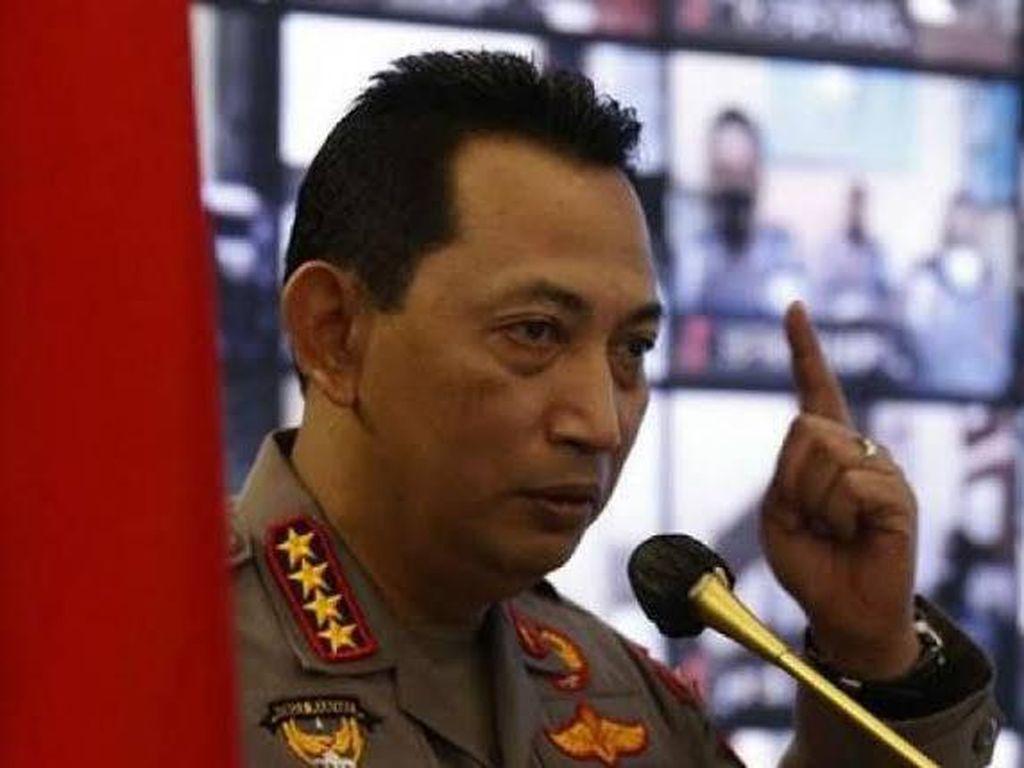 Kapolri Ungkap Perkembangan Penanganan Kasus Unlawful Killing Laskar FPI