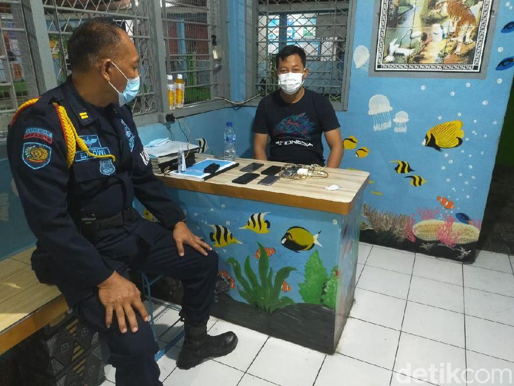 5 Napi Narkoba Lapas Ngawi Ketahuan Sembunyikan Ponsel Saat Razia Senyap