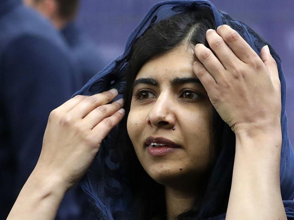 Ancam Bunuh Peraih Nobel Malala Yousafzai, Ulama Pakistan Ditangkap