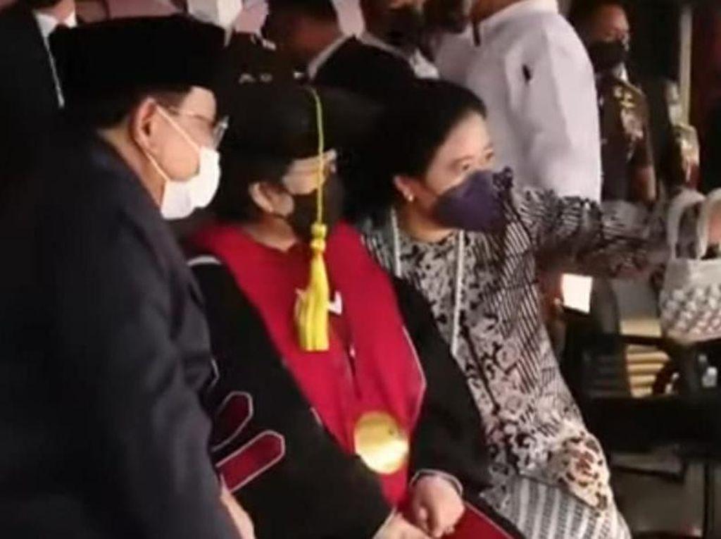 Video Megawati Heran Bilang Sahabat ke Prabowo Jadi Viral