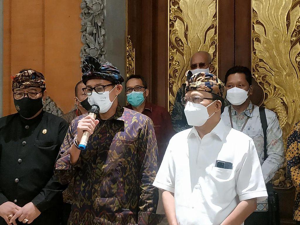 Kunci Pembukaan Pariwisata Bali untuk Wisman Ada di Tangan Jokowi