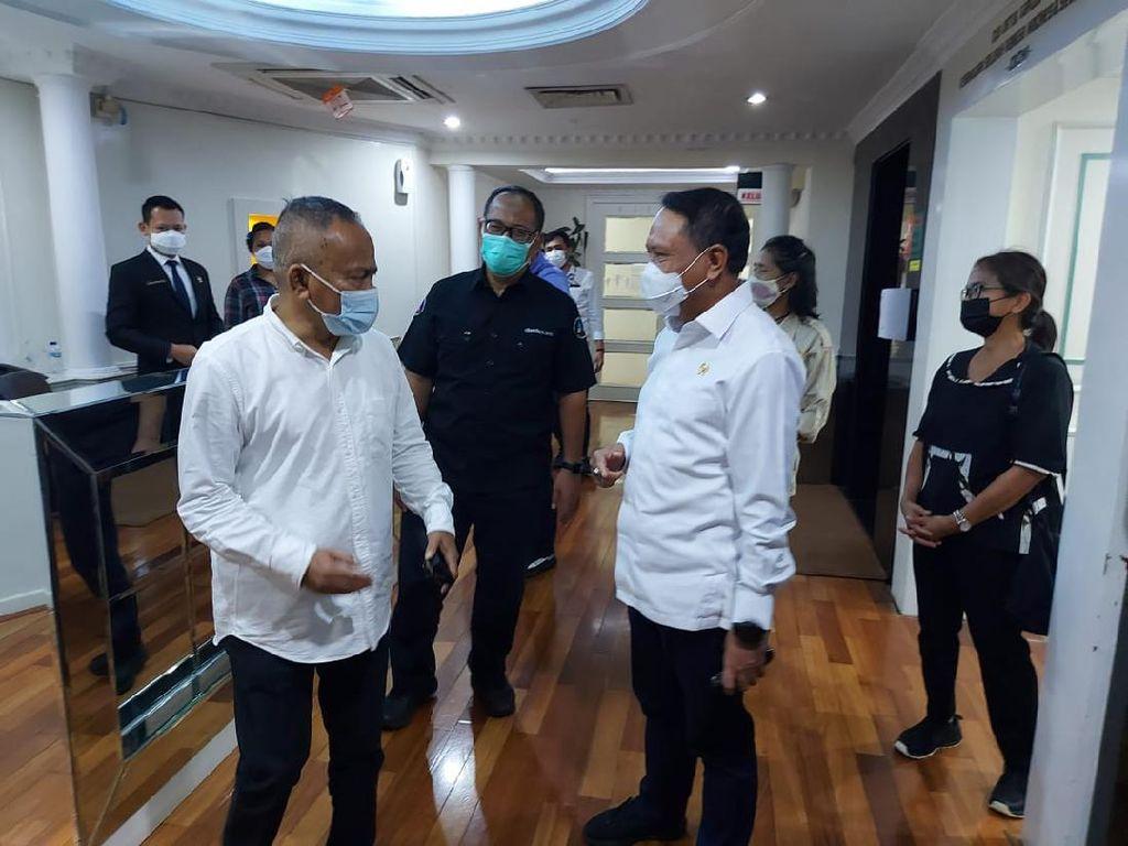 Menpora Dukung Ekspedisi JKW Keliling Nusantara