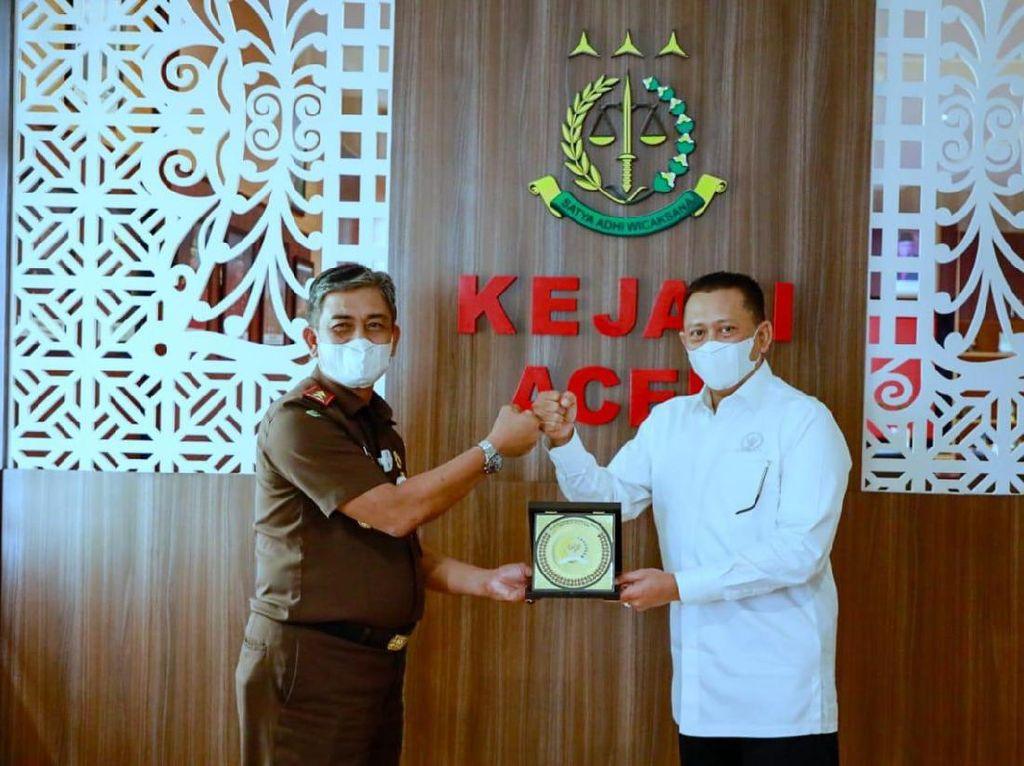 Bamsoet Apresiasi Upaya Kejati Aceh Berantas Kasus Korupsi Dana Otsus