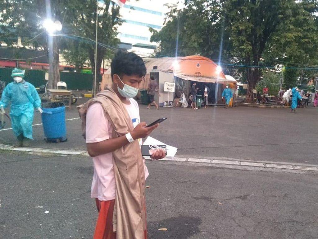 Dalam Sepekan, Pasien Positif COVID-19 di RSLI Surabaya Terus Melonjak