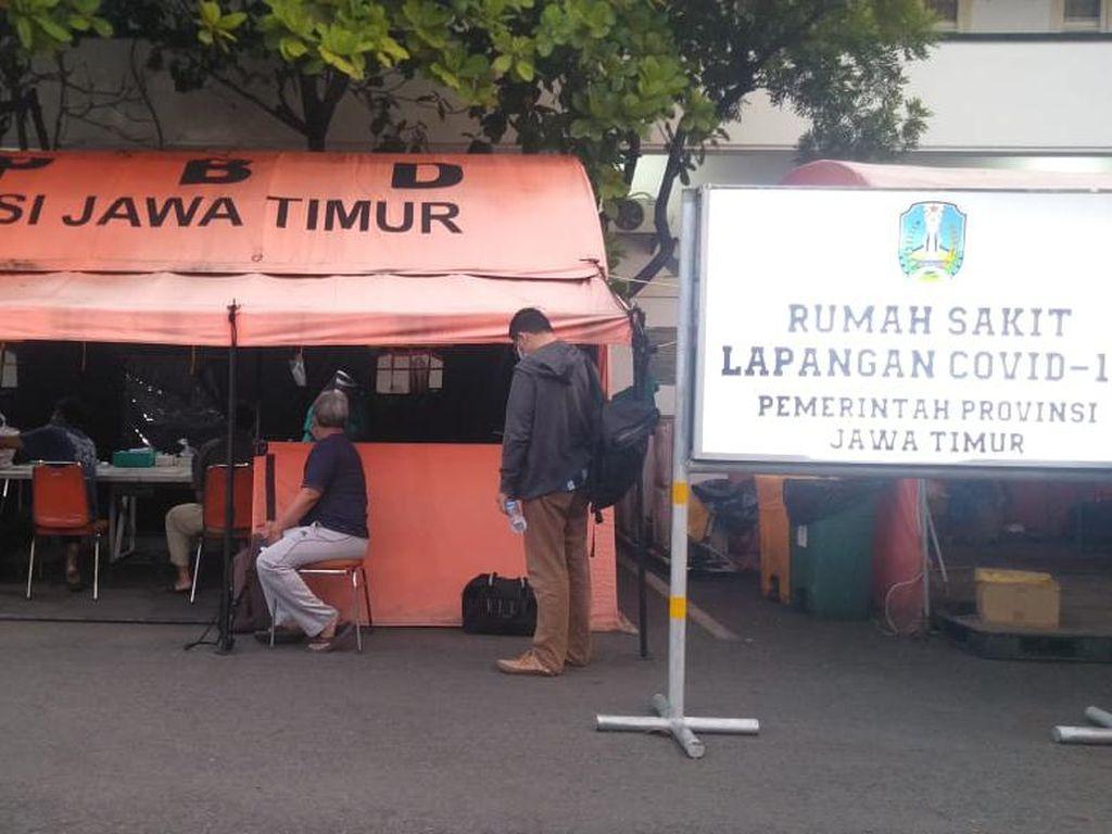 Pasien RSLI Surabaya Tembus 363 dari 400 Bed Tersedia, Terbanyak Asal Madura